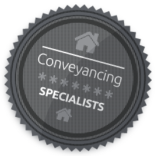 Conveyancing Specialists badge